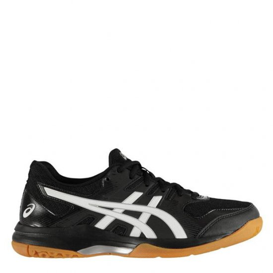 asics black trainers